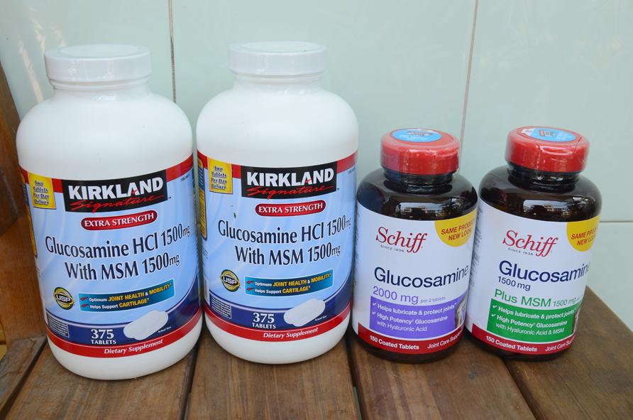 Chúng ta nên uống glucosamine trong bao lâu
