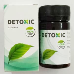 Detoxic Cải thiện hệ tiêu hoá, diệt Ký sinh trùng ăn ngủ tốt