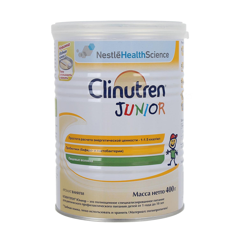Sữa Béo Nga Clinutren Junior Cho Trẻ Từ 1-10 Tuổi 400g